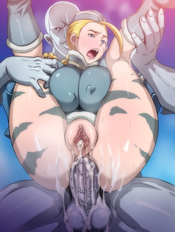 3 street fighter ingrid alpha Miss kobayashi's dragon maid e621