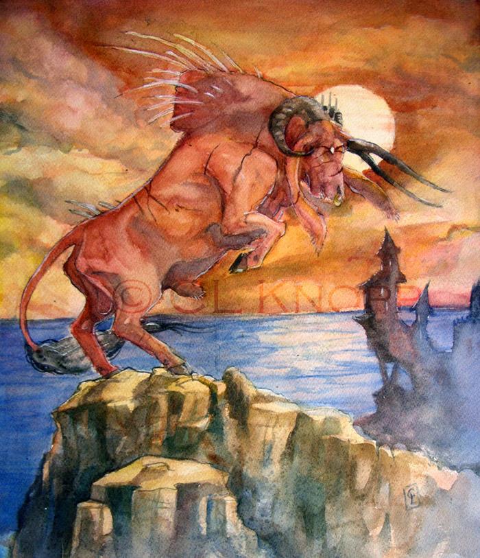 in sperm horse bull red Tsuujou kougeki ga zentai kougeki de ni-kai kougeki