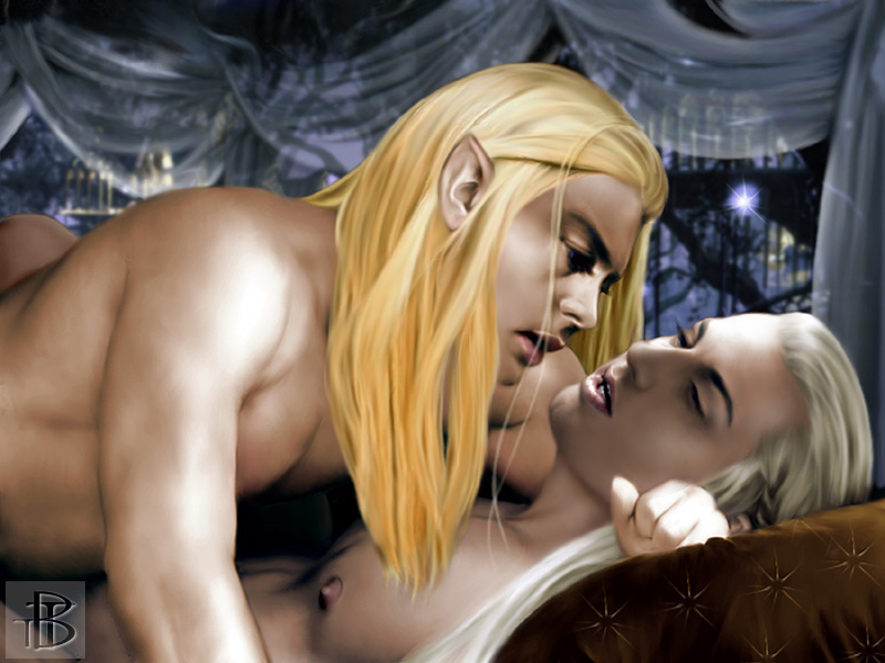 lord the of rings queen elf Ero manga! h mo manga mo step-up 2