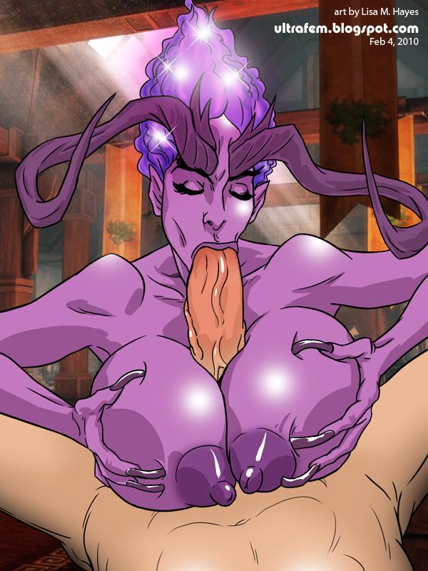 desire templar dragon age origins demon K-on ritsu gif