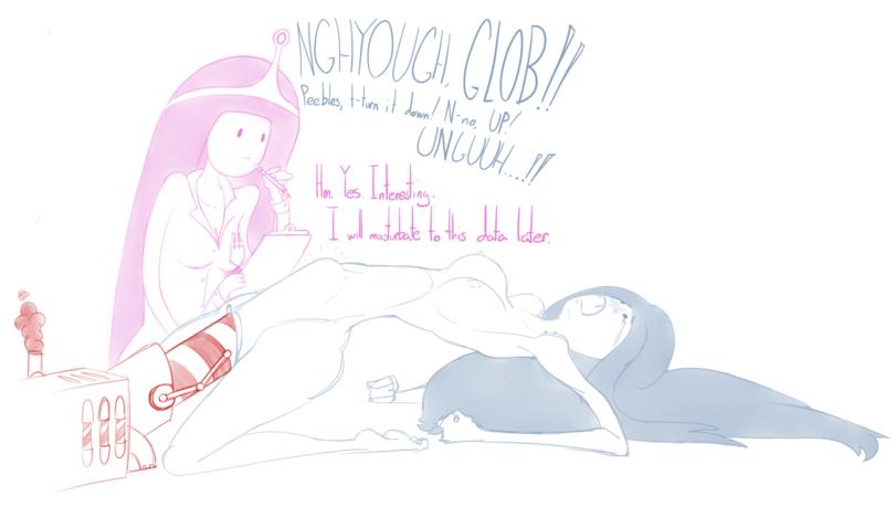 sex bubblegum marceline princess and Street fighter chun li naked