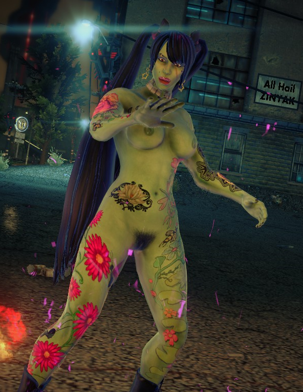 nude saints row shaundi 2 Legend of zelda paya porn