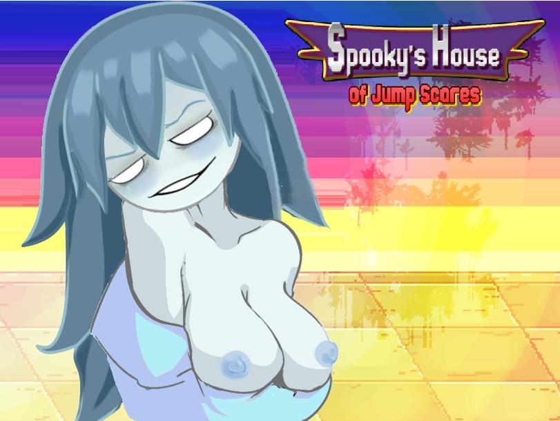 girl spooky's wolf house of jumpscares Sara pezzini and jackie estacado