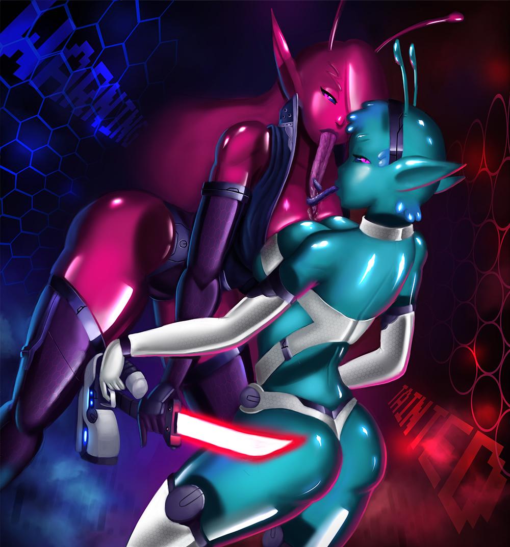 tainted trials erika space in My hero academia deku x bakugou