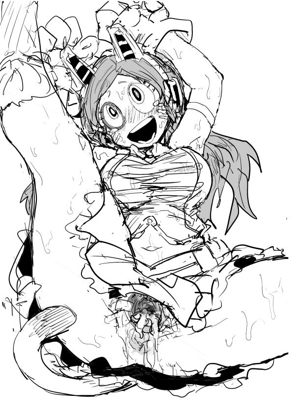 academia my yaoyorozu hero momo Return of the jedi nudity