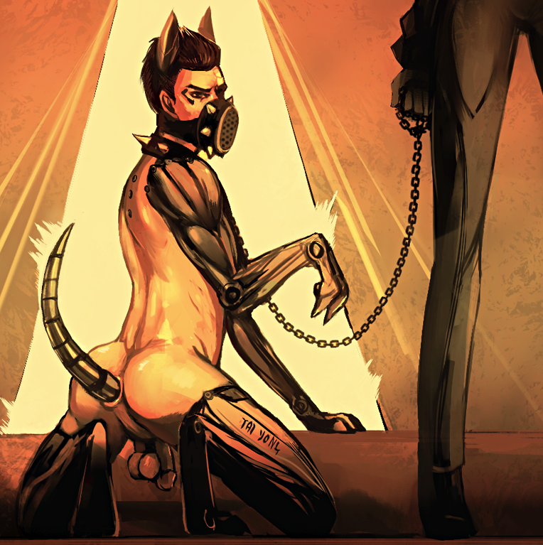 deus ex nude mankind divided Nightmare moon as a human