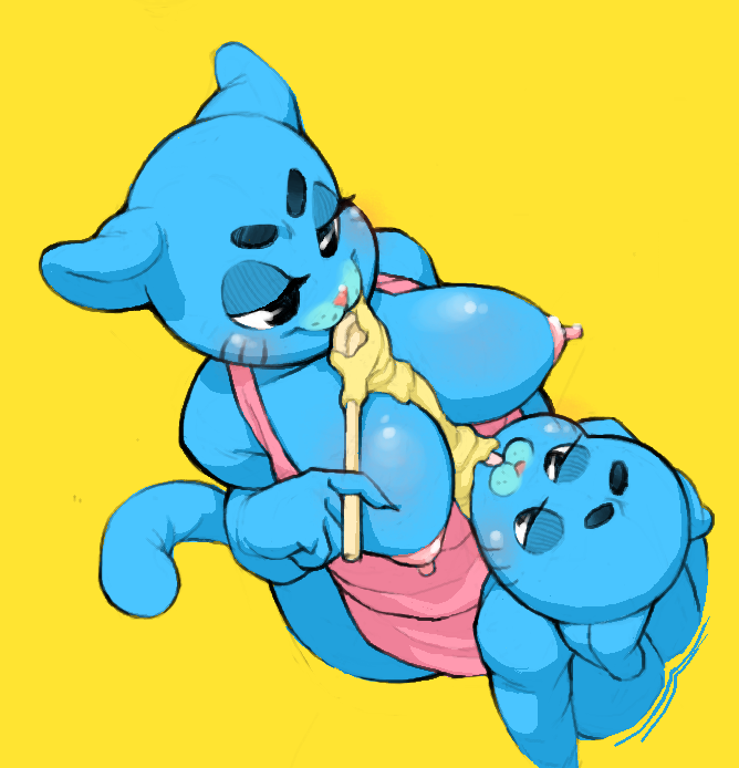 fanfiction gumball nicole and lemon Fortissimo//akkord:bsusvier