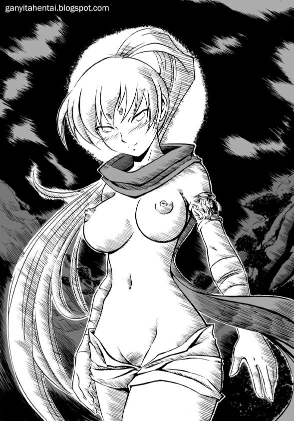 lost zodiaco canvas do cavaleiros Ryouna (senran kagura)