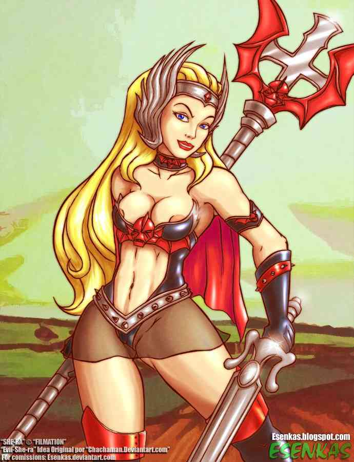 captain seahawk she-ra Alice in wonderland breast expansion