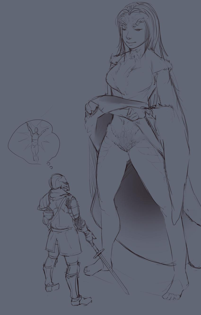 souls bat wing demon dark Return of the jedi wardrobe malfunction