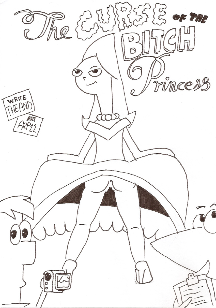 and ferb isabella xxx phineas Fuli from the lion guard