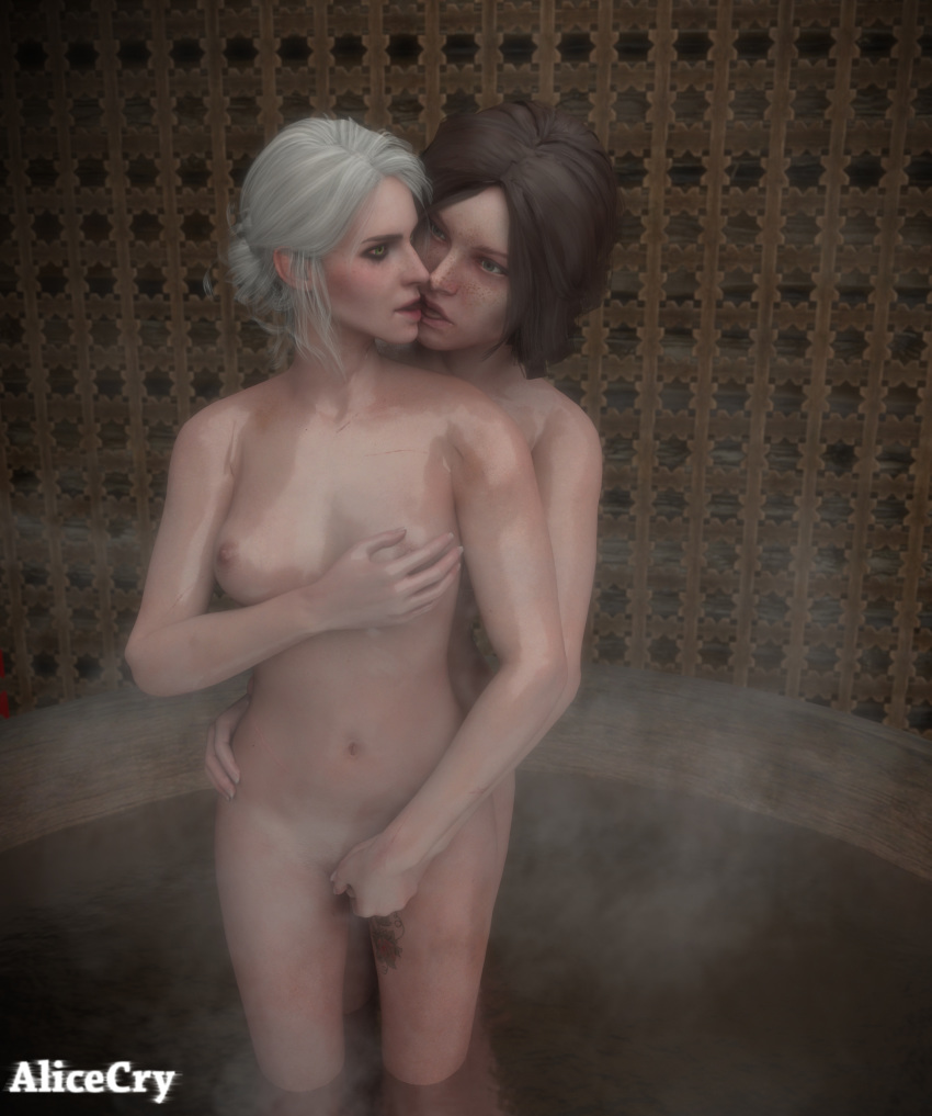 naked ciri the 3 witcher Aesthetica of a rogue hero nude