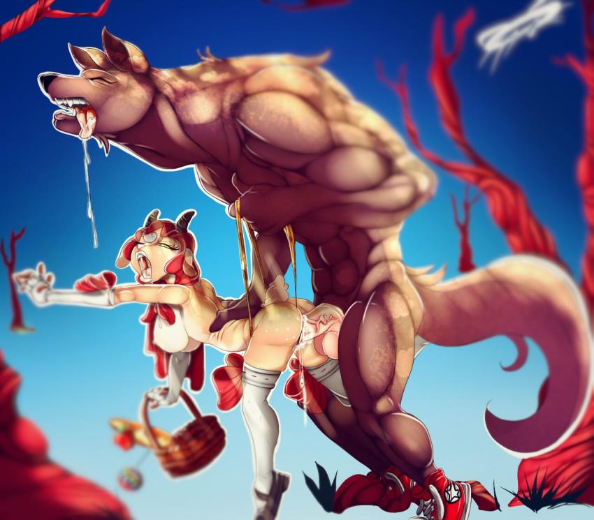 little riding looney rabbit tunes red Akame ga kill leone naked