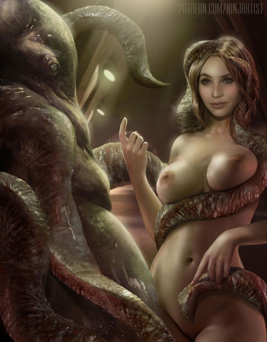 one rogue star wars naked Legend of zelda pols voice
