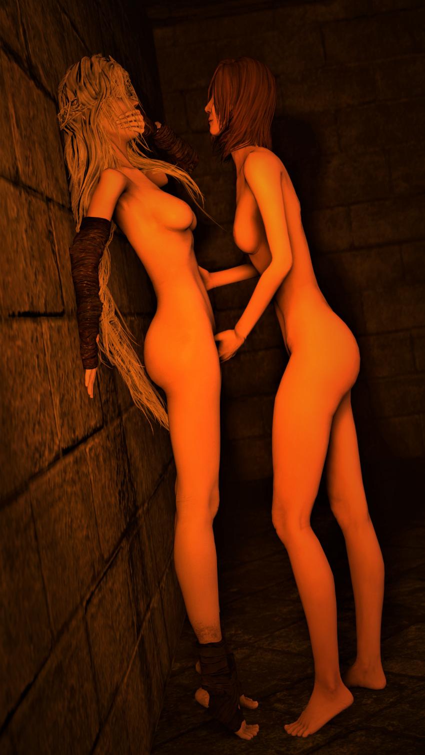 dark desert pyromancer set 2 souls Furyou ni hamerarete jusei suru kyonyuu okaa-san the animation