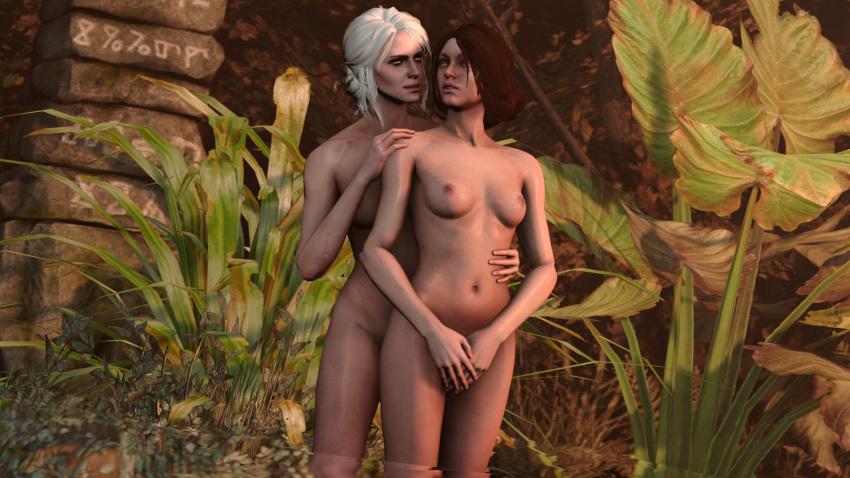 3 naked witcher ciri the American dragon jake long nude