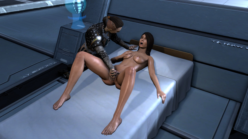 tali shepard mass fanfiction effect lemon and Blade and soul lyn nude