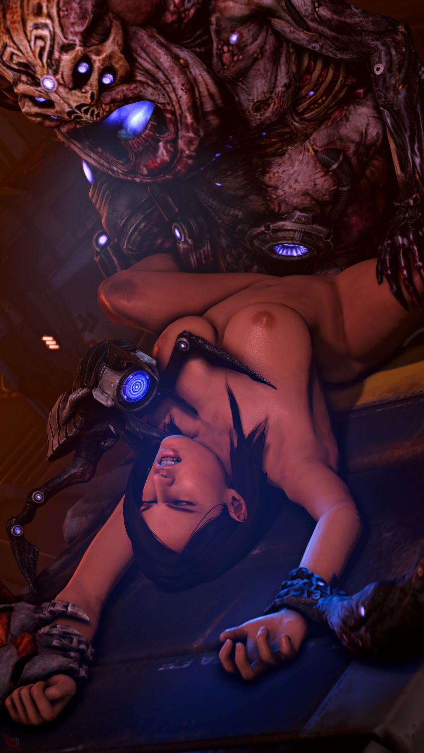 mass effect gifs How not to summon a demon lord klem