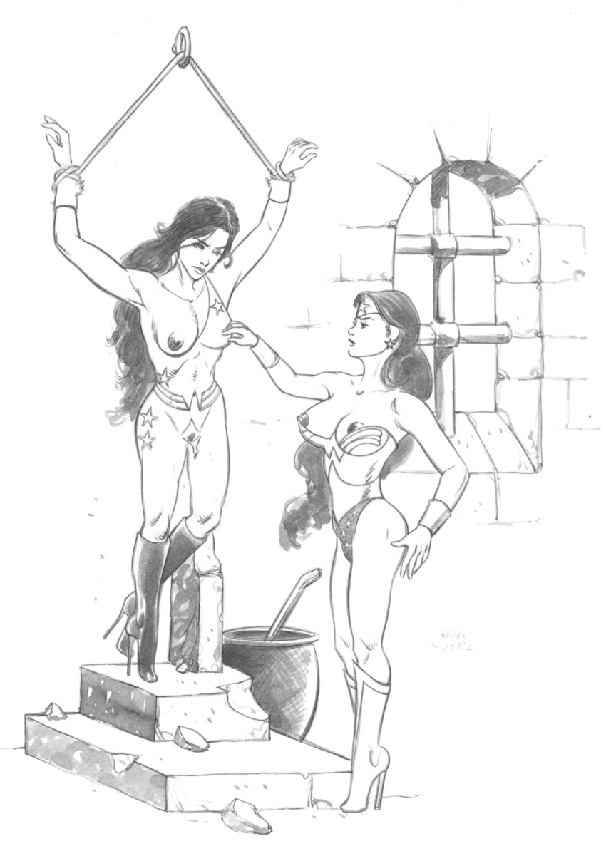 power and wonder woman girl How to search multiple tags on danbooru