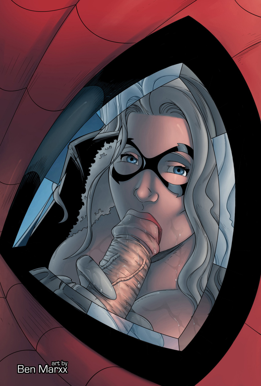 sable spectacular silver spider man Soul and maka have sex