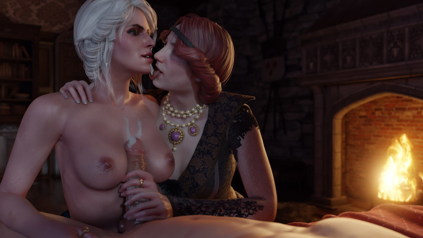 witcher the naked ciri 3 Trials in tainted space transformative items
