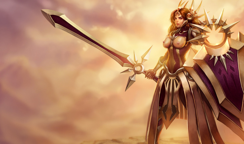league of angels Heaven's lost property astraea