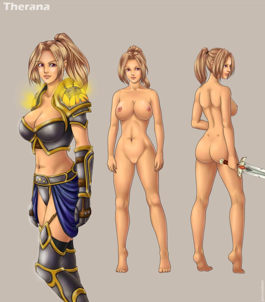 world of troll female warcraft Athena borderlands the pre sequel
