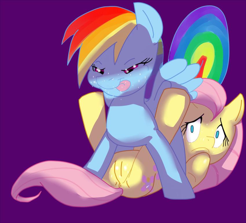 mlp x dash spike rainbow Battletoads dark queen