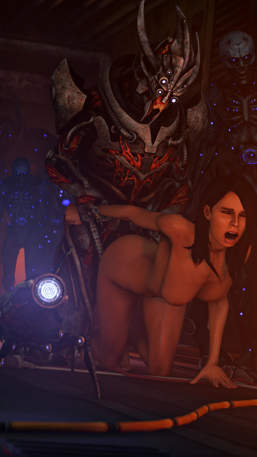 effect mass shepard and lemon fanfiction tali Tammi king of the hill