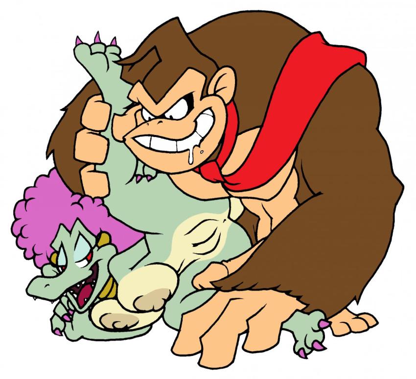 spank may it donkey you kong Valkyria chronicles 4