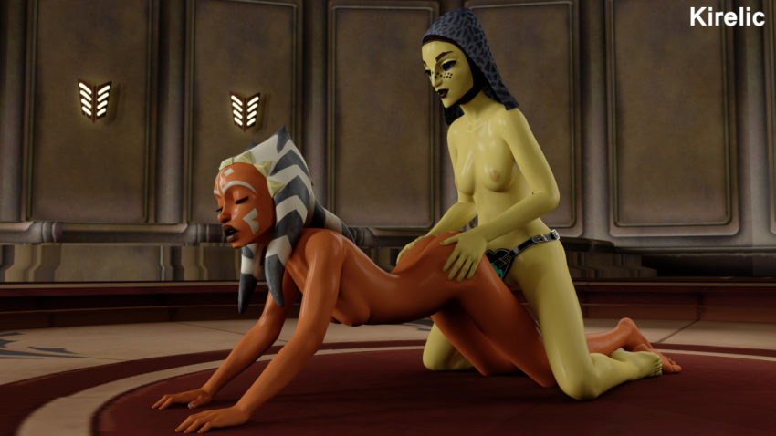 tano barriss vs ahsoka offee As told by ginger sex