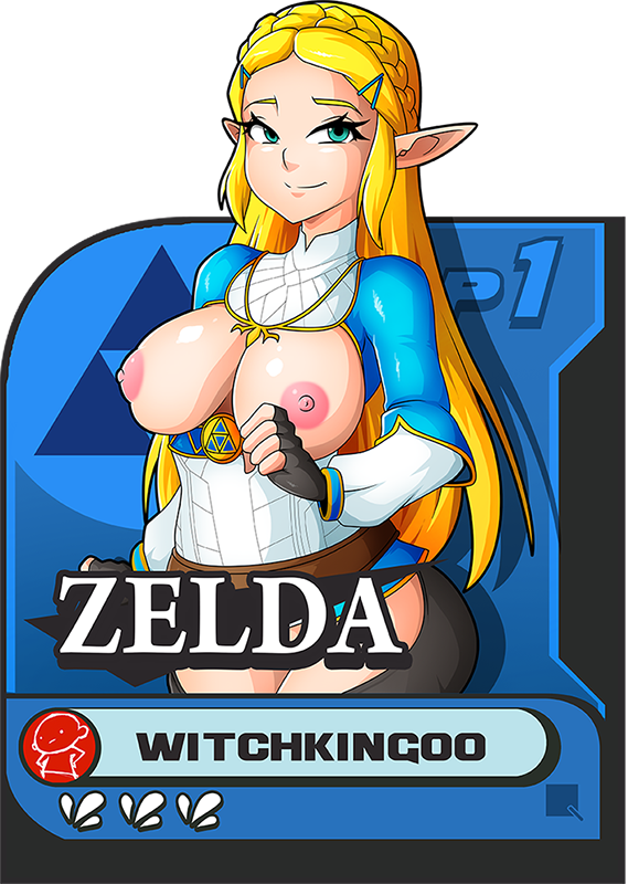wild zelda of legend of the breath revali Princess_knight_catue