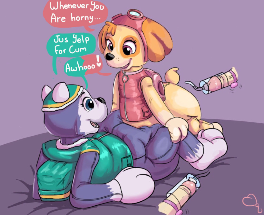 chase skye paw and patrol fanfiction Crush crush karma and sutra