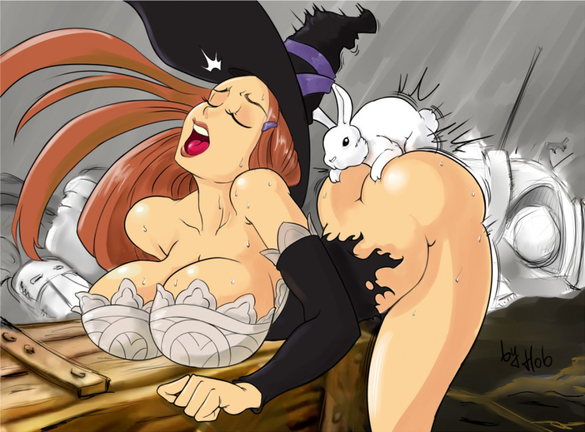 crown dragon's sorceress Highschool of the dead female characters