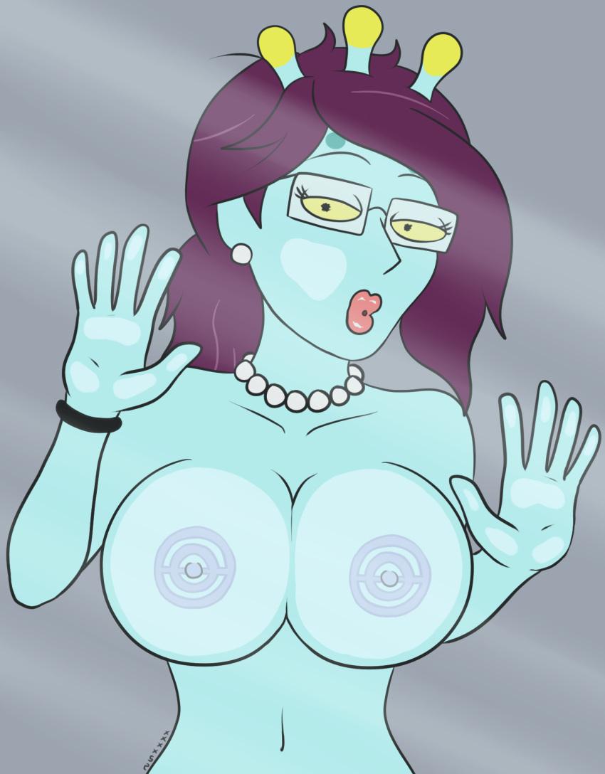 morty rick naked and beth Isekai-meikyuu-de-harem-o