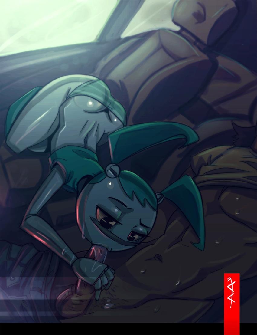 killgore life a as my robot teenage Highschool of the dead tsunoda